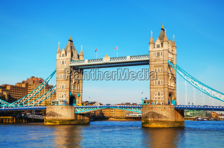 ponte da torre em londres gra