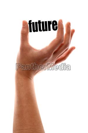 estrategia dedo futuro medida execucao palavra