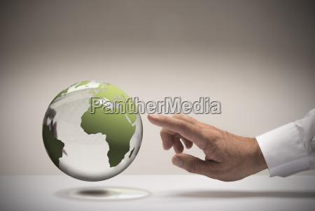 vidro copo de vidro mao dedo