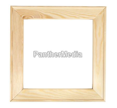 praca moldura de madeira no backround