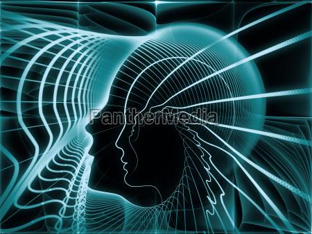 desdobramento da geometria da alma