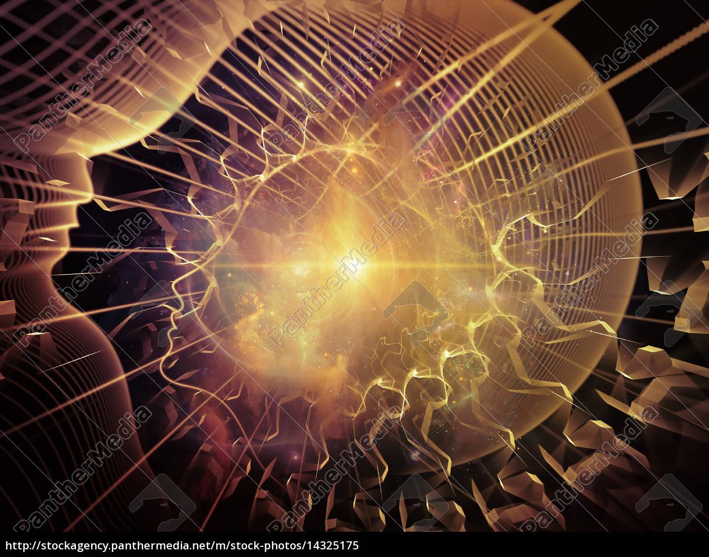 esferas, de, geometria, interna - 14325175