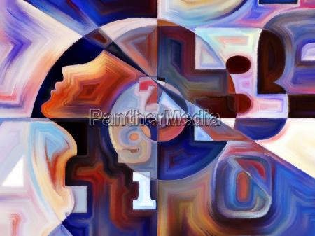 calculo acordo arte composicao cor projeto