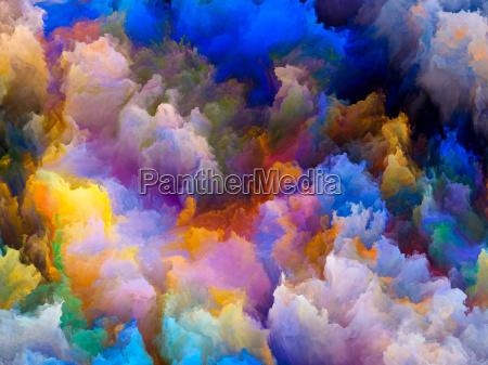 acordo arte visualizacao composicao cor projeto