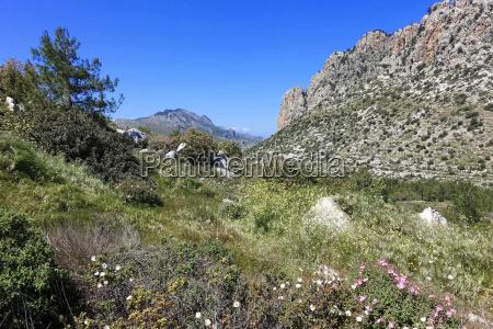 pedra ferias turquia marca ponto de