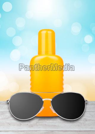 locao do sol com oculos de
