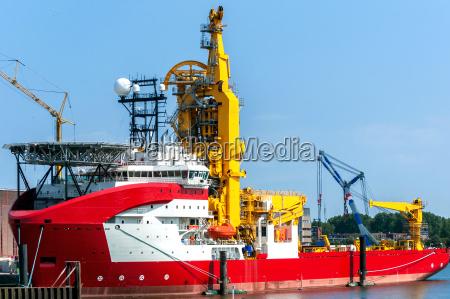 industria navegacao porto holanda portas energia