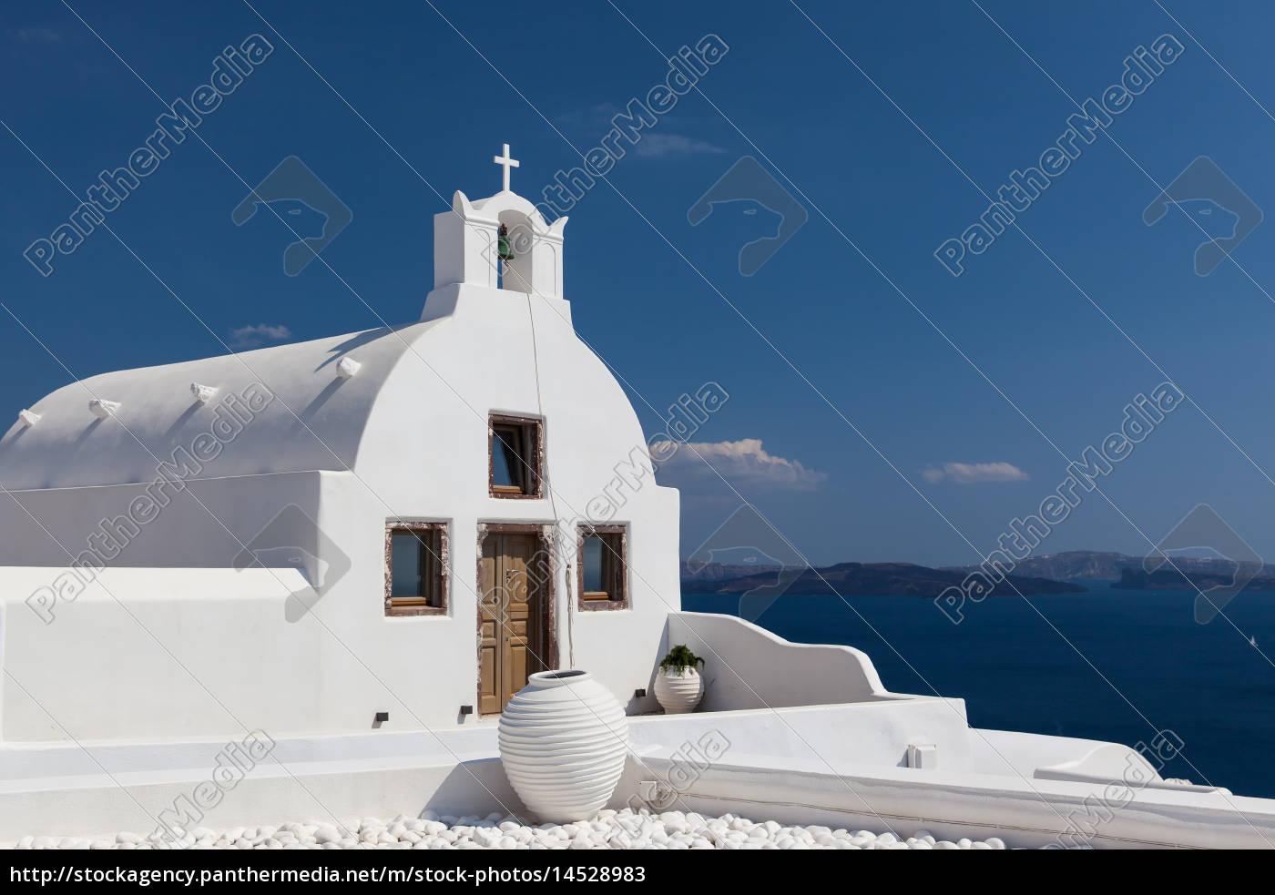 capela, em, oia - 14528983