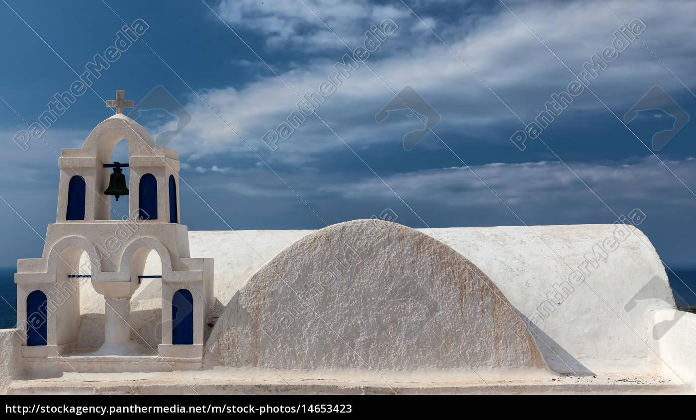 capela, em, oia - 14653423
