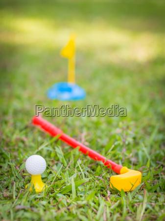 golfe do brinquedo