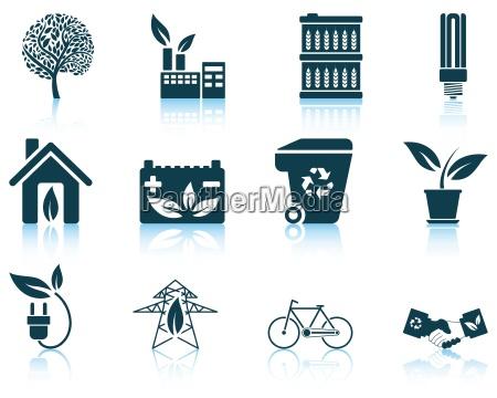 jogo do icone ecologico