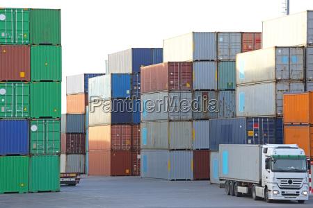 logistica acordo negocio trabalho profissao recipiente
