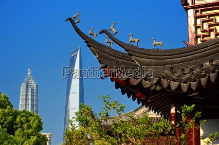jardim de yuyuan em shanghai