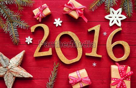 2016 ano novo e do projeto