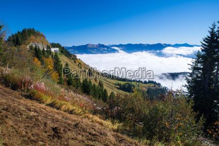 rossfeldpanoramastrasse em berchtesgaden