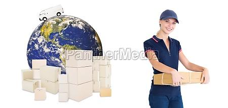 mulher risadinha sorrisos trabalho feminino industria