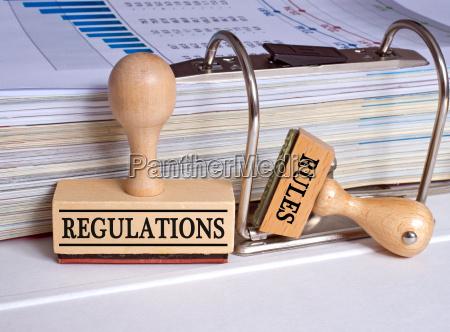 contrato regra cumprimento diretriz politica controle