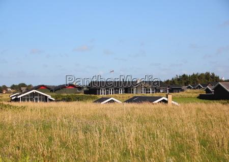 azul casas horizonte ferias campo verao