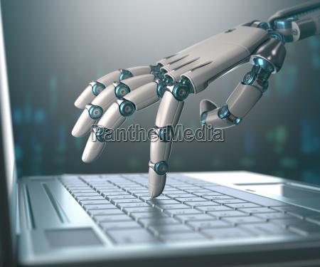 substituicao de seres humanos por maquinas