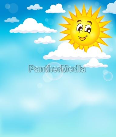 sun na imagem 3 do tema