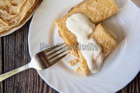 alimento doce marrom ver bolo cozinha