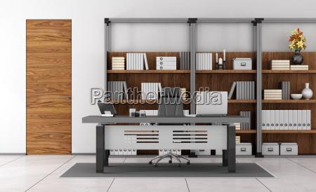 escritorio pequeno contemporaneo