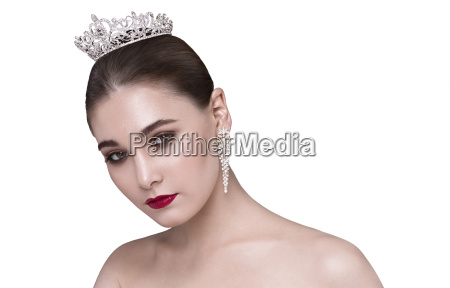 tiara modelo