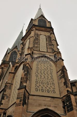 pensar igreja alemanha estilo de construcao