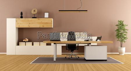 sala de escritorio contemporanea