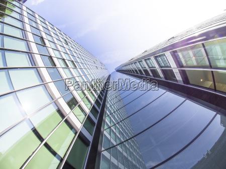 alemanha hesse frankfurt city haus fachada