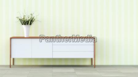 mobiliario cor projeto moderno flor planta