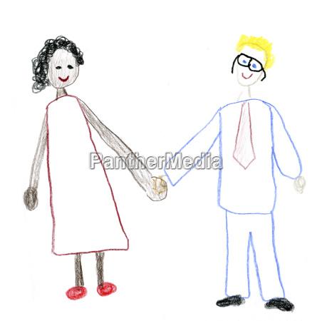 risadinha sorrisos ilustracao desenho foto togetherness