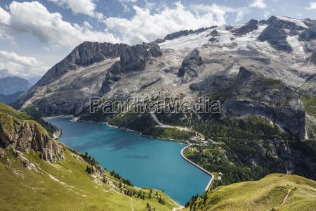 parque nacional dolomitos alpes caucasiano europeu