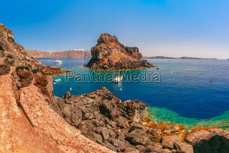 praia do louro de armeni oia