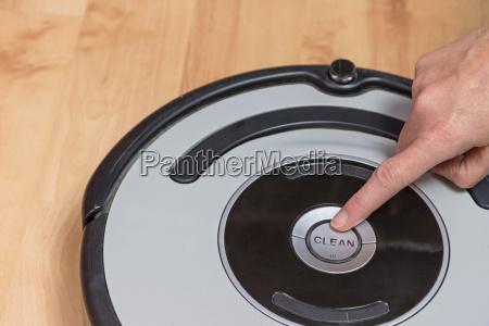 espaco limpo limpar vacuo robo maquina