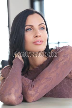mulher, bonita - 18144048