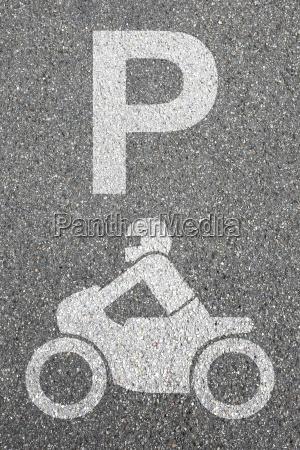 estacionamento motocicleta estacionamento motociclista trafego rodoviario