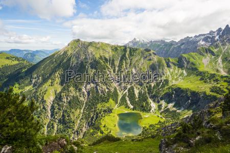 germany bavaria allgaeu allgaeu alps unterer