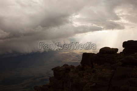 a view of the dramatic landscape