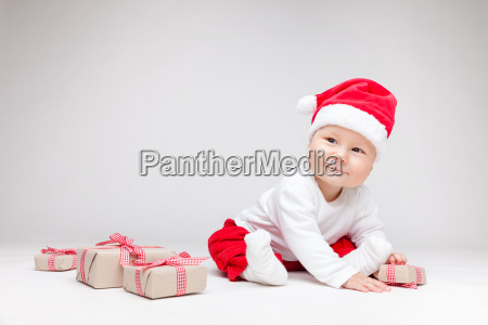 presente chapeu bebe infantil abertura yule