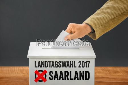 saarland selecionar landtag eleicao escolha eleicoes