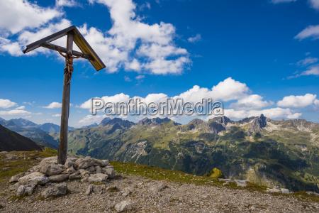 germany bavaria allgaeu allgaeu alps field