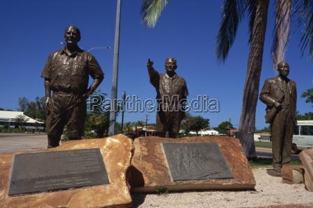 cidade arte estatua escultura australia horizontalmente