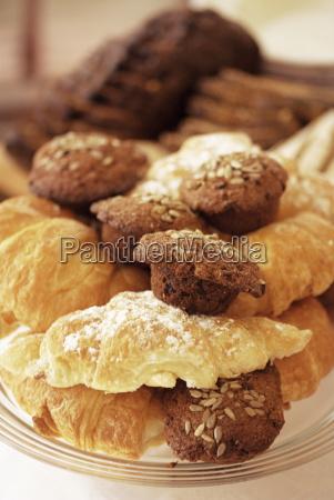 alimento close up cor africa bolo