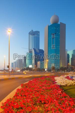 azul arquitetonicamente cidade cor moderno flor