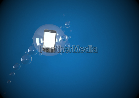 ilustracao do mobil que flutua nas