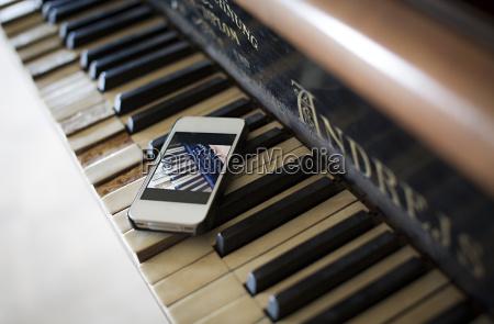 telefone escrever movel musica instrumento musical
