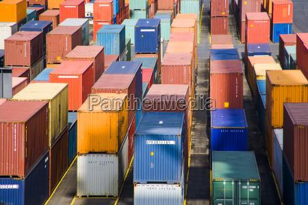 trafego logistica alemanha ao ar livre