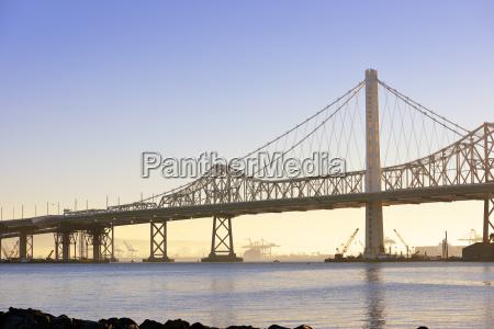 passeio viajar trafego ponte eua california