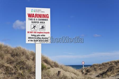 nova zelandia vista do aviso e